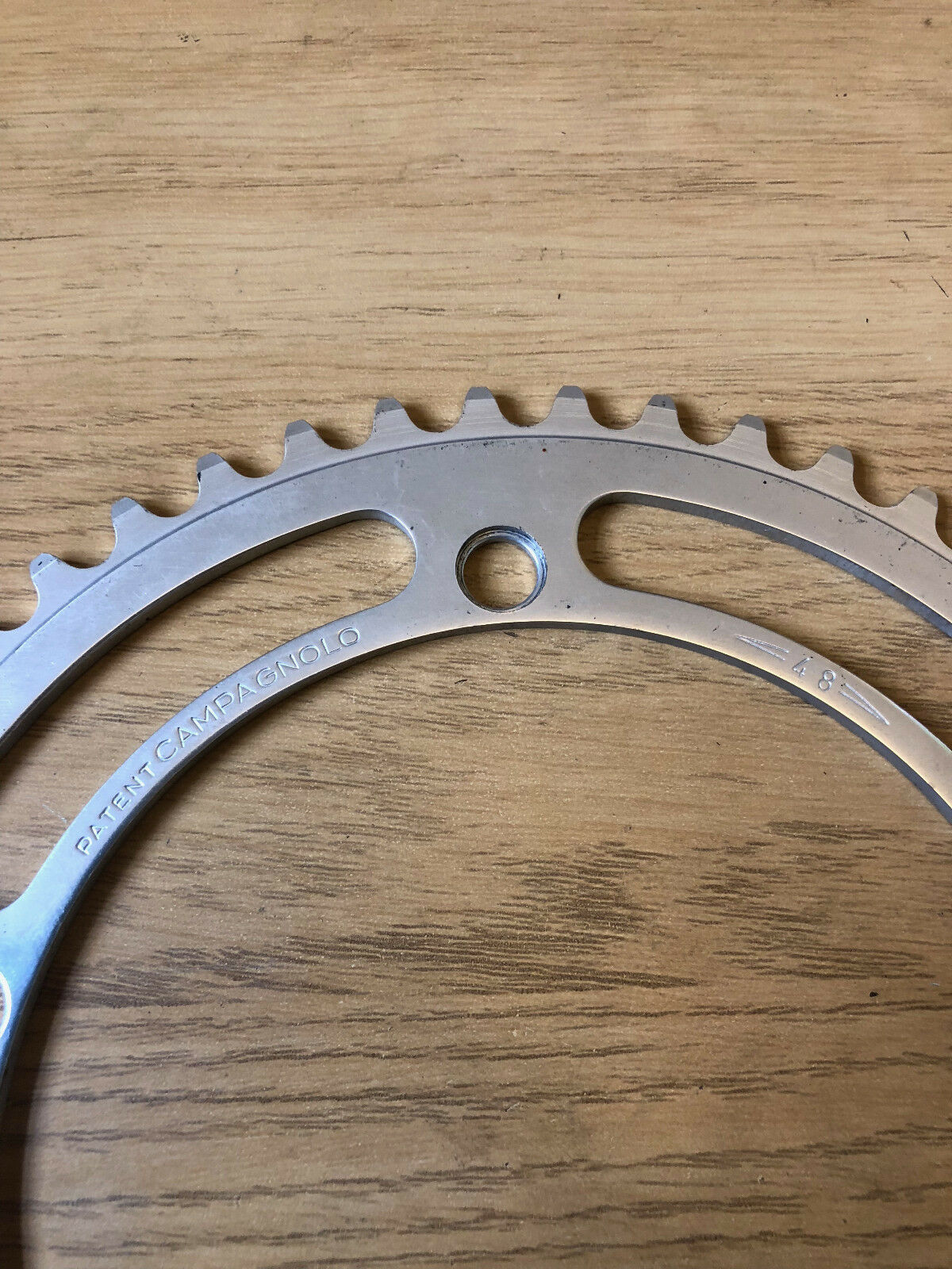 NOS Campagnolo Record (Nuovo) Chainring 48t 144bcd Road 1970s 80s