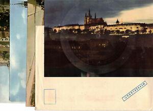 Supraphon-Schallbildkarte-CSR-GDR-Antonin-Dvorak-Synfonie-1962-Prague-Praha