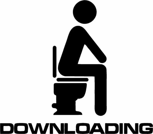 Downloading Sticker Decal