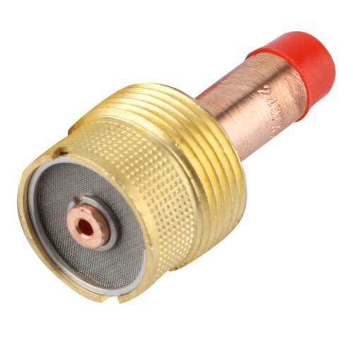 "45V64 Large Gas Lens Collet Body 2.4mm 3//32/"" for TIG Welding Torch WP-17//18//26"