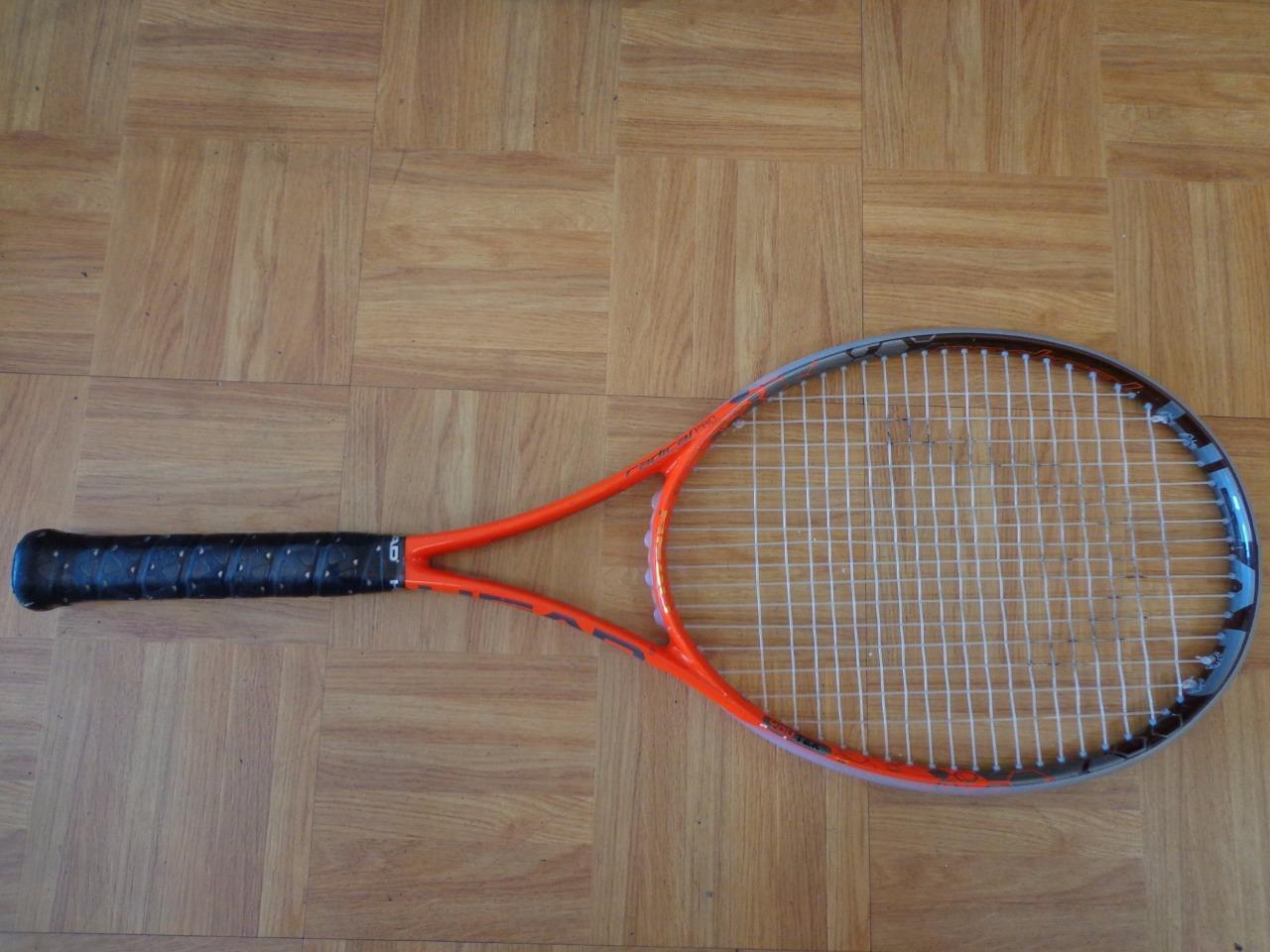 Head Youtek IG radical pro 98 head 10.9oz 4 1 2 grip Tennis Racquet