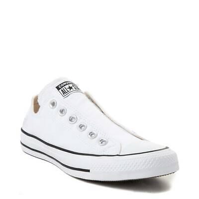 Star Slip On Sneaker White Womens | eBay