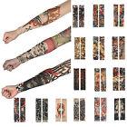 Finto Temporanei Festa Realistico Tatoo Da Infilare Tatuaggio Manicotti Cover