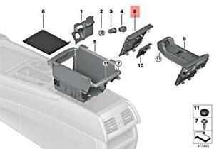Genuine BMW X5 X6 F15 F16 F85 F86 X5 25d Trim Storage Compartment 51169252106