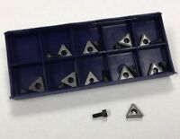 10 Carbide Inserts On-car Brake Lathe Bits For Pro Cut 50-742