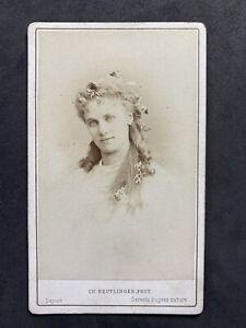 Victorian-Carte-De-Visite-CDV-Swedish-Opera-Singer-Christina-Nilsson
