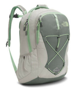 407d9df8a02e The North Face Women s Jester Backpack - Lunar Ice Grey   Sedona Sage Grey
