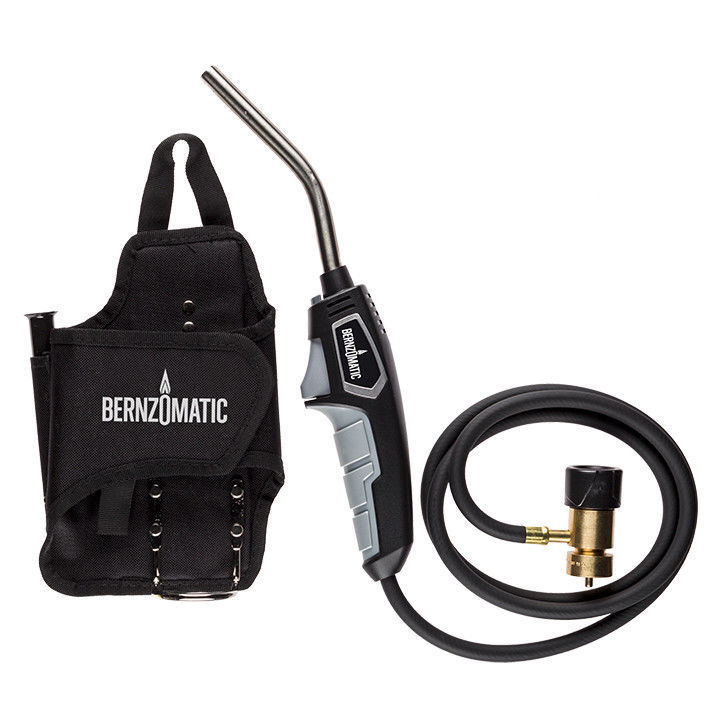 Bernzomatic Hose Torch For Soldering Brazing Heat Treating BZ8250HT MAP Pro Tool