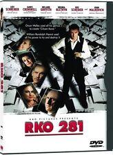 RKO 281 New Sealed DVD Orson Welles Citizen Kane