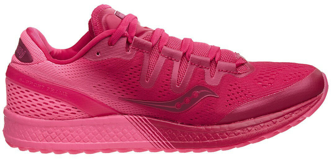 Saucony Freedom ISO Womens Running shoes - Pink