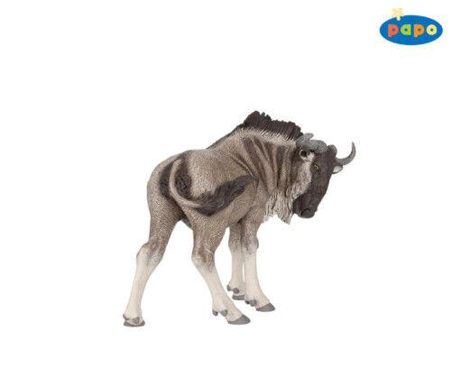 Papo 50101 Gnu 14 cm Wildtiere