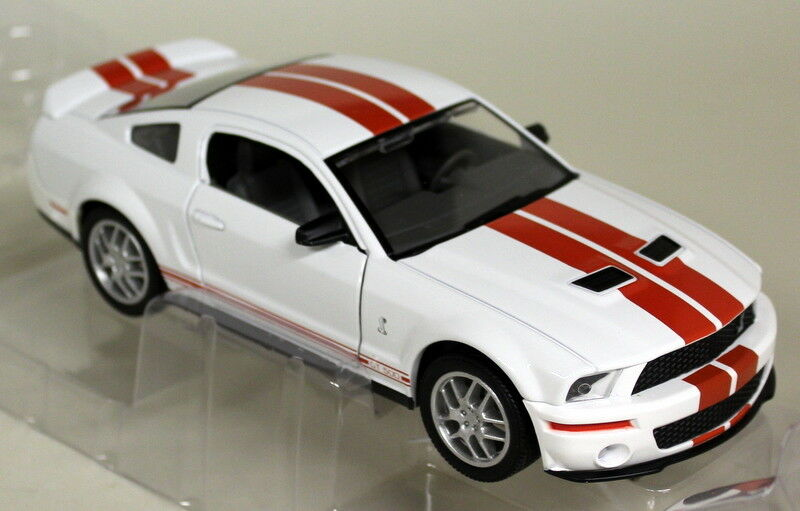 Road Signature 1 24 Scale - 24208 Shelby GT500 2007 Mustang Diecast model car