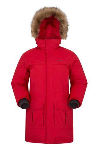 Mountain Warehouse Antarctic Extreme Herren Daunenjacke