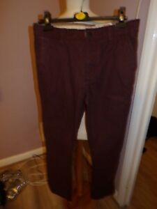 "Jeans Men's Clothing Konstruktiv Superb Pair Of Mens Designer Next Jeans Uk 32"" Reg Rrp £45 Angemessener Preis"