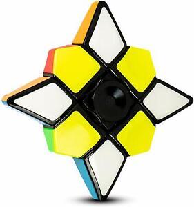 CUBIXS® STARR fidget spinner hand stress finger kreisel Zauberwürfel Cube neu