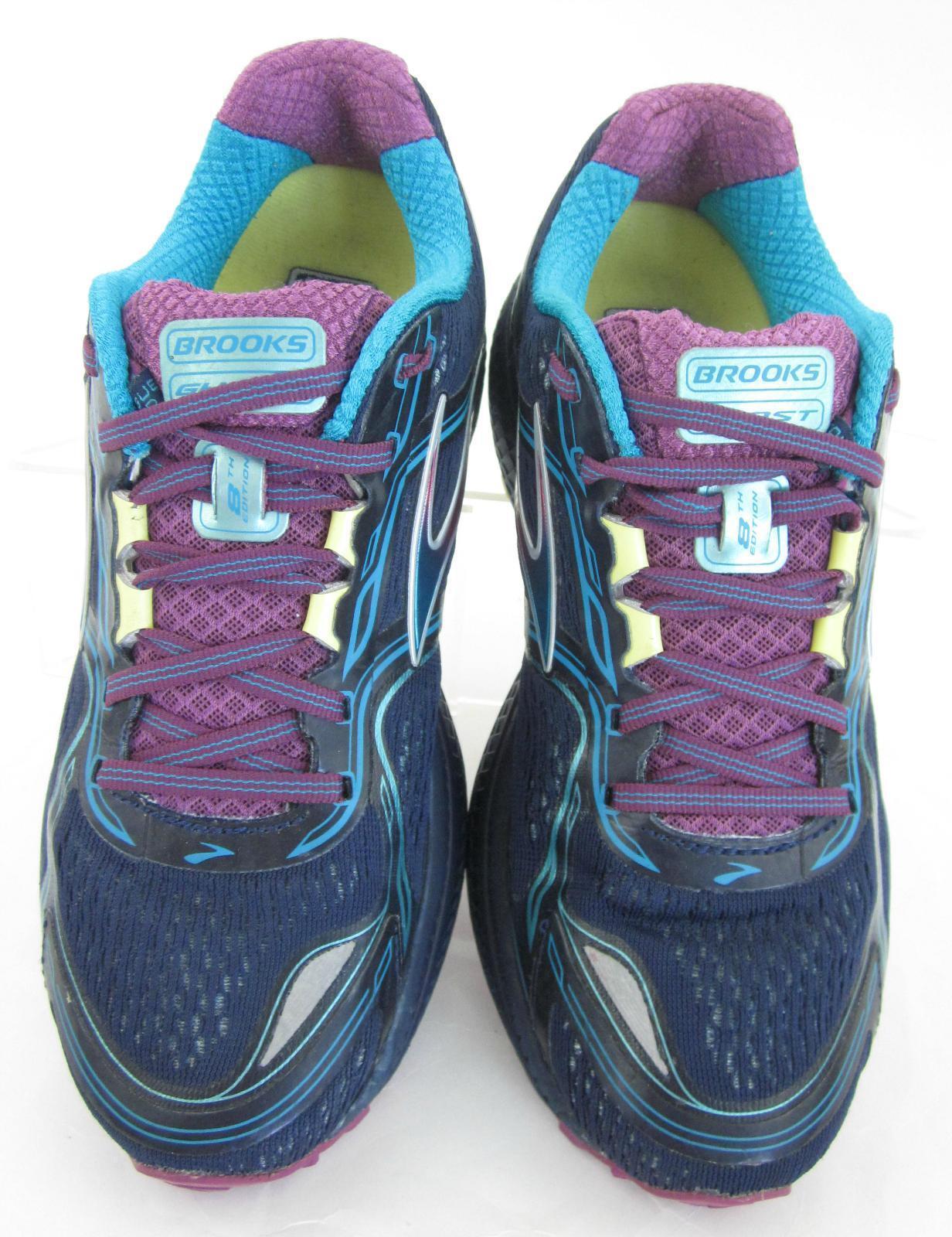 Brooks Ghost 8 Running shoes Peacoat   Hollyhock     Capri Breeze US 8B b4d4c0