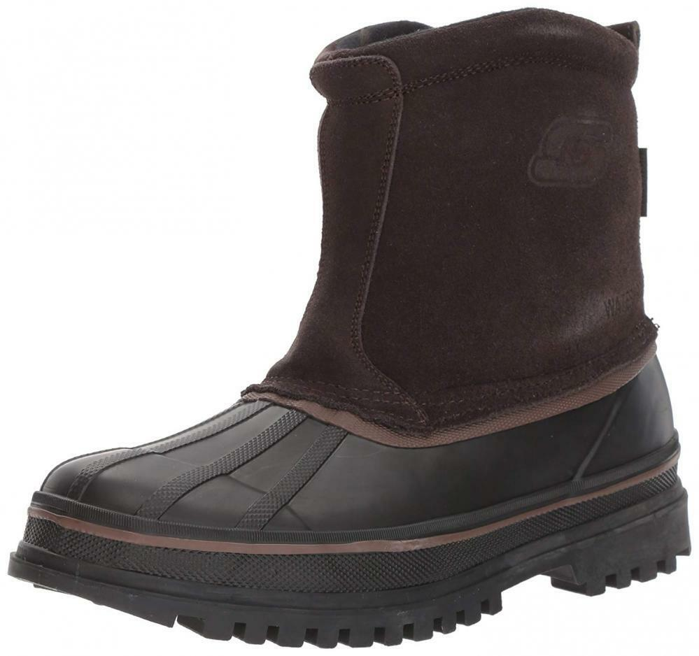 Skechers USA Men's Revine Ankle Boot