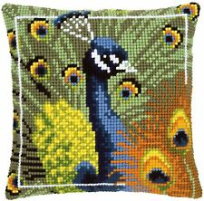 Cross Stitch Cushion Front Kit PN-0009158 Bunny Vervaco