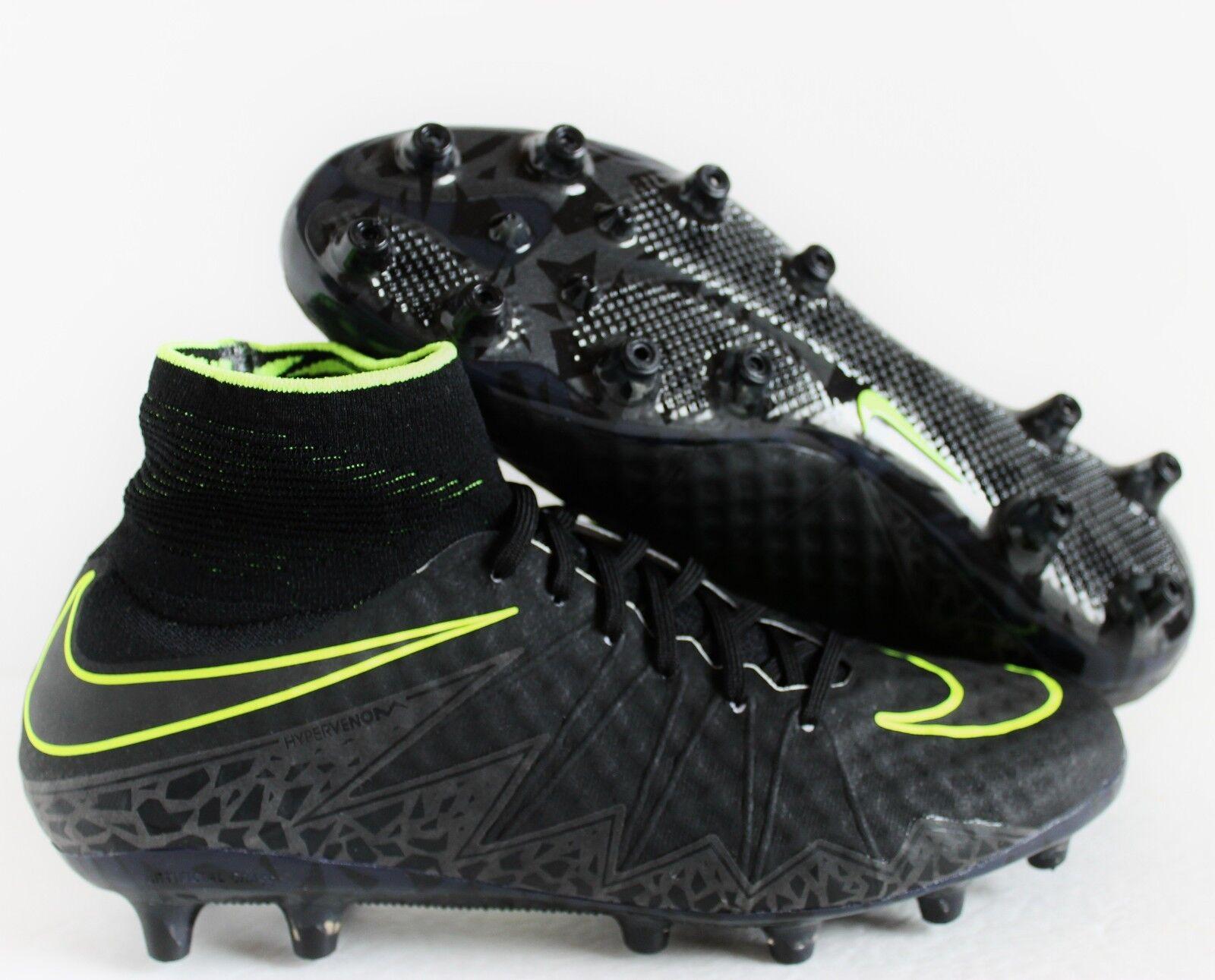 Nike Fantasma Hypervenom Fantasma Nike II agPro NegroNegroVolt [844428009] 4a42f5