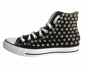 Converse All Star con borchie 129