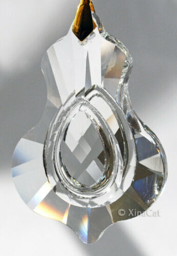 50mm Fancy Chandelier Illusion Crystal Clear Prism SunCatcher 2 inches