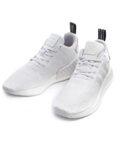 Mens Adidas Originals Originals Originals NMD_R2 - bianca scarpe da ginnastica BY9914 US Dimensione 9-11.5 270ea7