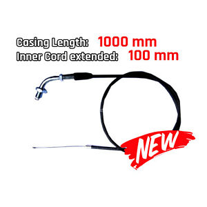 Motorcycle-Bent-Throttle-Accelerate-Cable-Wire-for-Motorbike-Dirt-bike-Bend