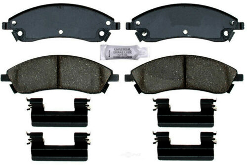Disc Brake Pad Set-Ceramic Front ACDelco Pro Brakes fits 04-09 Cadillac SRX