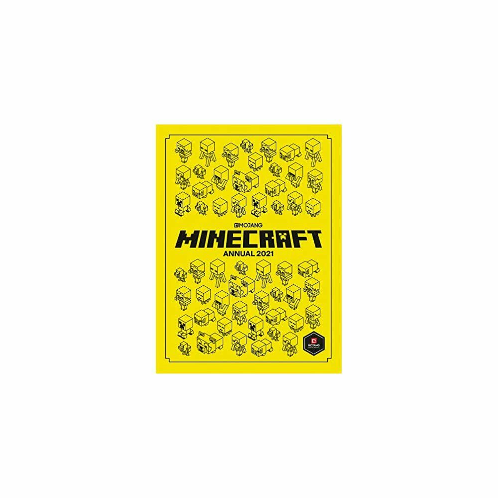 The Official Minecraft Annual 12 Hardcover by Mojang