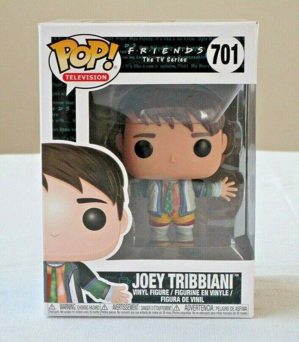 Funko Pop! Friends #701 Joey Tribbiani Vinyl Figure