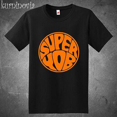 "1970/'s New Slade /""Fist/"" Glam Rock Skinhead Xmas Men/'s Black T-Shirt Size S-3XL"