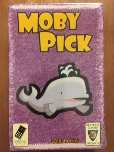 by Mayfair Games Moby Pick NEW /& Sealed Game OOP