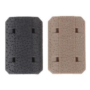 12Pcs-set-New-M-LOK-Rail-Covers-Rail-Anti-skid-Wood-ChWF