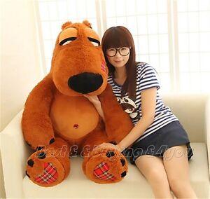 36-039-039-Giant-Huge-Large-Movie-Bear-Plush-Big-Stuffed-Animal-Soft-Doll-Toy-Kid-Gift