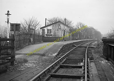 Birch Vale /& New Mills Line 5 GCR /& Midland. Hayfield Railway Station Photo