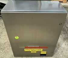 Hoffman Stainless Steel Control Cabinet Electronics Enclosure