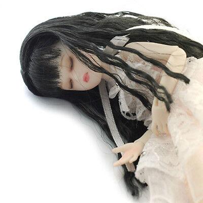 Dollmore 1//12BJD OOAK Supplier Mini Wig Banji size Blonde Long Straight Wig