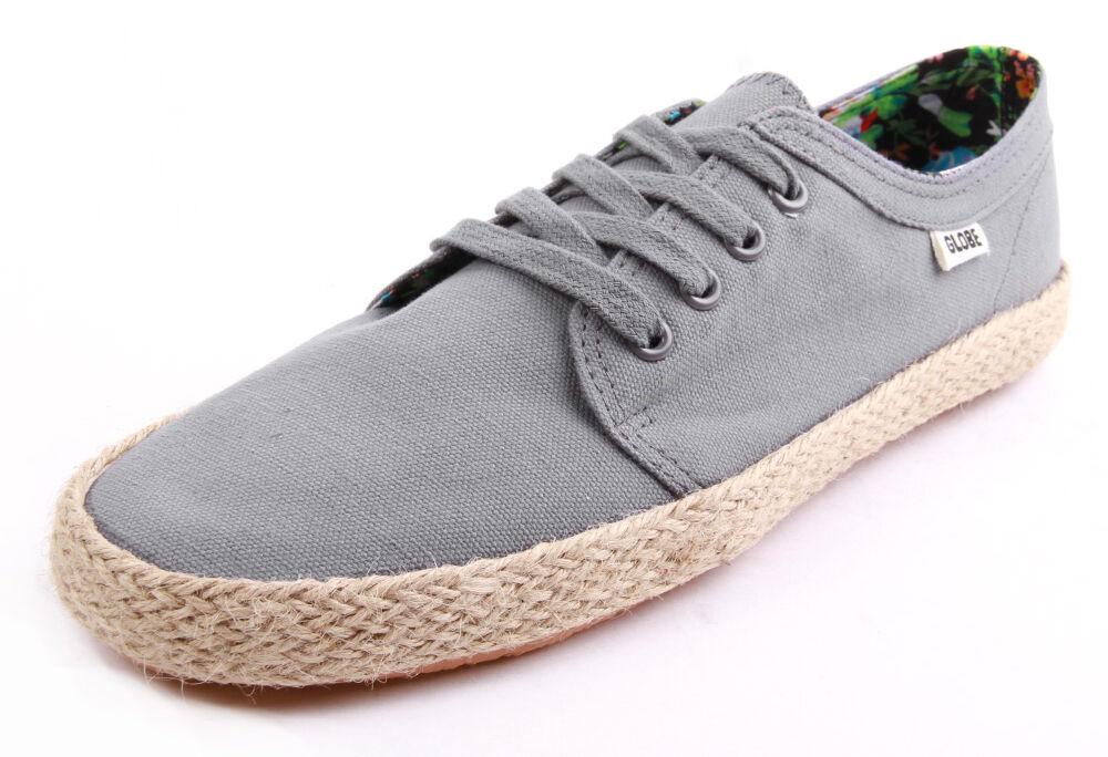 GLOBE red belly charcoal espadrille scarpe da skateboard scarpe da ginnastica shoes _