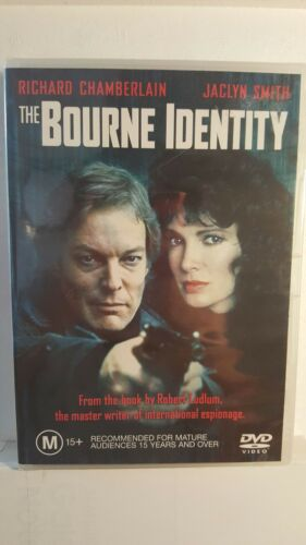 1 of 1 - The Bourne Identity  [DVD] NEW & SEALED, R 4, Free Overnight Xpress Post