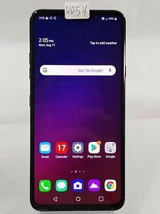 "LG V40 ThinQ V405 64GB AT&T Wireless ONLY GSM 6.4"" Smart Cellphone Black V054"