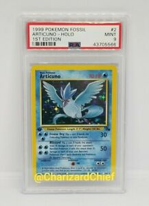 MINT-FIRST-EDITION-ARTICUNO-POKEMON-CARD-HOLO-RARE-FOSSIL-SET-2-62-PSA-1ST-ED