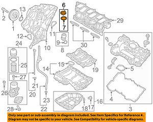 HYUNDAI OEM 13-16 Genesis Coupe 3.8L-V6-Engine Oil Filler Cap 2651026630 |  eBayeBay