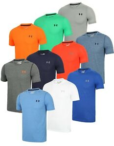 d2bd04ae1 Image is loading Under-Armour-Mens-Threadborne-Fitted-Training-T-Shirt-