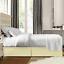 Premium-Luxury-Dust-Ruffle-Brushed-Microfiber-Pleated-Tailored-Bed-Skirt-14-Drop thumbnail 156