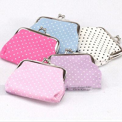 HF Cute girls Wallet Clutch Change Purse key/coins bag Mini Handbag Pouch