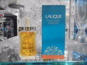 Dettagli su LALIQUE classic edt 30ml spray rare vintage perfume