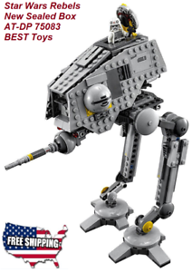 AT-DP Building Blocks Toys Gift  Rebels animated TV series Compatible With Legoe