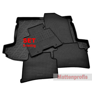 gummimatten kofferraumwanne set f r hyundai tucson iii. Black Bedroom Furniture Sets. Home Design Ideas
