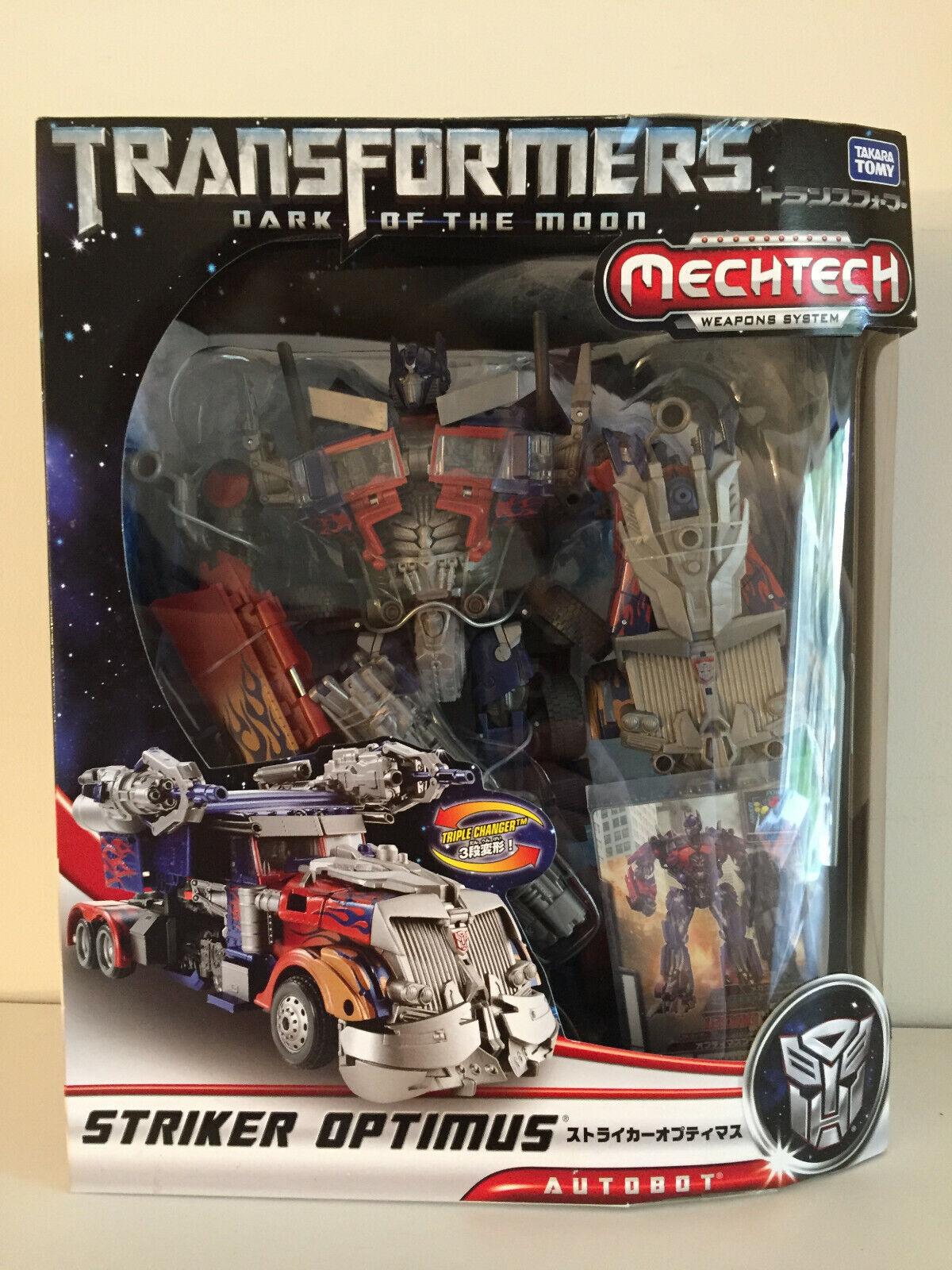 [NIB] Takara Transformers Transformers Transformers DA-28 Striker Optimus Prime e97