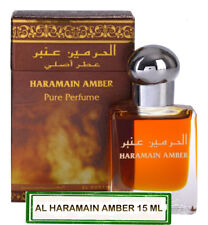 Amber by Al Haramain Concentrated Oil Perfumes 15 Ml